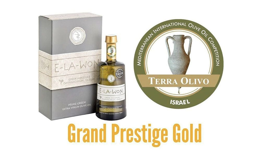 """Hellenic News of America: """"GREEK OLIVE OILS WIN 42 AWARDS AT TERRAOLIVO COMPETITION"""""""