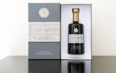 Παρουσίαση του Ελαιολάδου E-LA-WON στο olivemagazine.gr