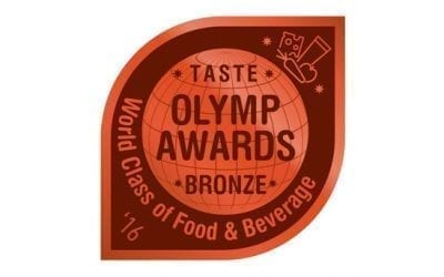 Bronze Olymp Awards 2016 for Taste E-LA-WON EVOO