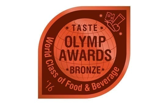 Bronze Olymp Awards 2016 for Packaging E-LA-WON Gold
