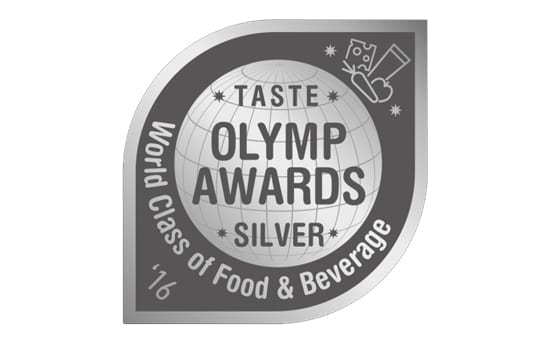 Silver Olymp Awards 2016 for Packaging E-LA-WON Gold
