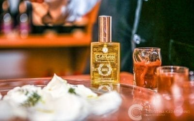 "agronews.gr: ""Scents of E-LA-WON olive oil in cologne package"""