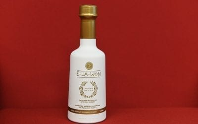 "insider.gr: ""New ""trilogy"" of olive oil from E-LA-WON"""