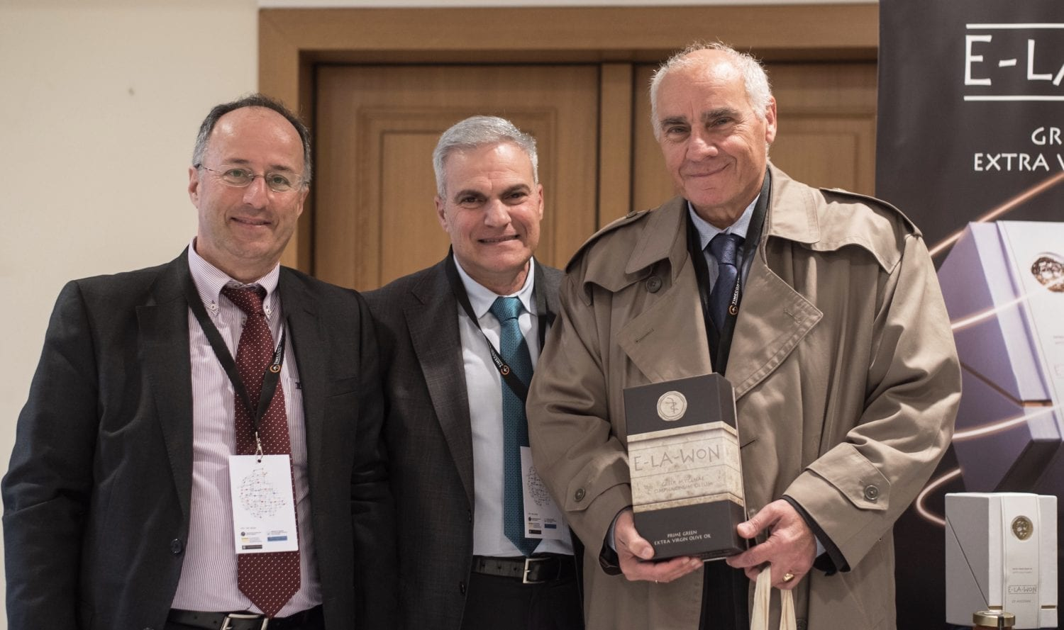 "newsbomb.gr: ""E-LA-WON at the Scientific Conference on 'Smart Packaging & Marketing'"""