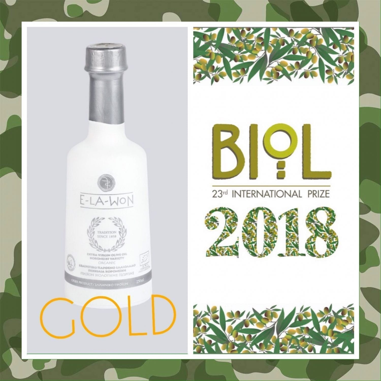 "greekliquidgold.com: ""27 Greek Olive Oils Win BIOL Organic EVOO Awards in Italy"""
