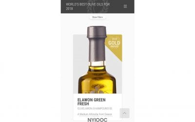 newsone.gr: «Η Ελλάδα κέρδισε 53 βραβεία σε παγκόσμιο διαγωνισμό ελαιόλαδου»