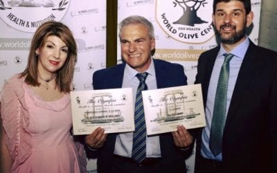 "greekliquidgold.gr: ""Greek Olive Oil Companies Support Diabetes Fundraiser"""