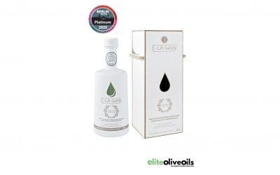 "ypaithros.gr: ""H E-LA-WON στα elite olive oils του κόσμου με Platinum Award"""