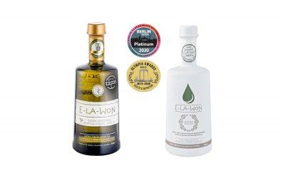 "eirinika.gr: ""Τα ελληνικά λάδια κατέκτησαν τα πρώτα βραβεία στην παγκόσμια έκθεση Berlin Global Olive Oil Awards 2020"""