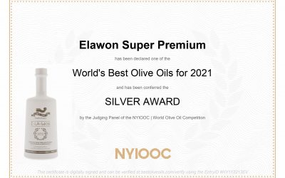 """bestoliveoils.org: """"E-La-Won Awarded for 2 Blends at World Competition"""""""